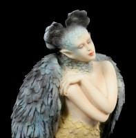 Harpy Caress Figurine by Sheila Wolk