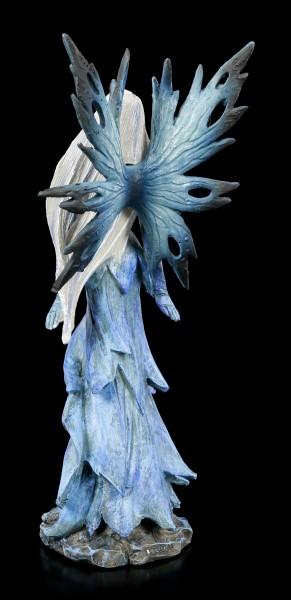 Elf Figurine - Glacia in blue Dress