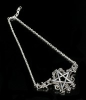 Alchemy Pentagram Necklace - Talismanik