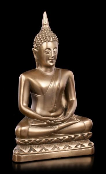Tai Buddha Figurine - Maravisaya
