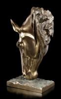 Large Horse Head Bust - Equus