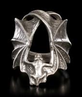 Alchemy Gothic Ring - Stealth