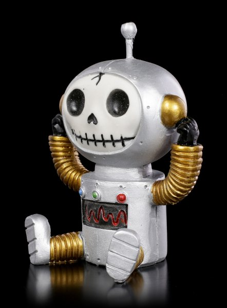 Furry Bones Figur - Gadget
