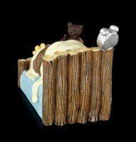 Good Night - Funny Owl Figurine