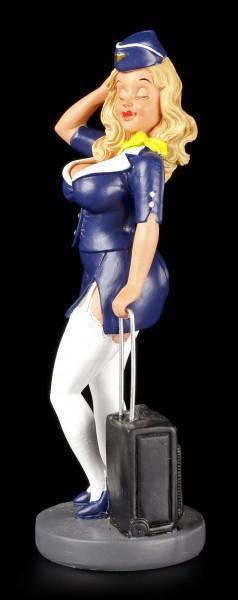 "Funny Job Figur - Stewardess ""Lusthansa"""