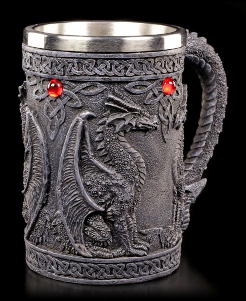 Drachen Krug - Double Dragon