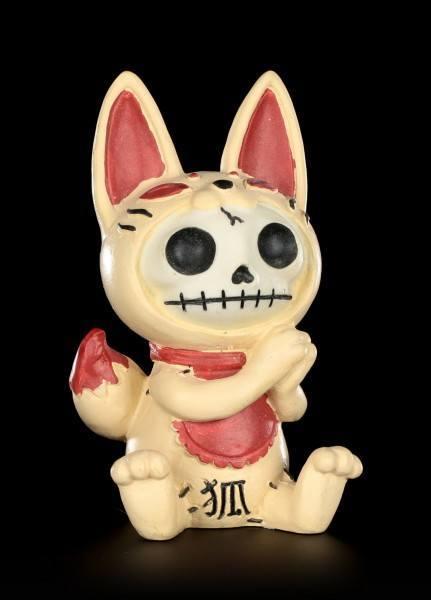 Furry Bones Figurine - Kitsune