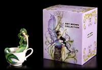 Mermaid Figurine with Cup - Mermaid Blend