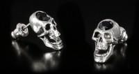 Alchemy Ohrstecker - Screaming Skulls