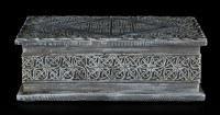 Keltische Schatulle - Rechteckig Schwarz