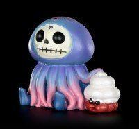 Furry Bones Figurine - Jelly