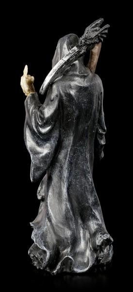 Reaper Figurine Middle Finger - Death Wish