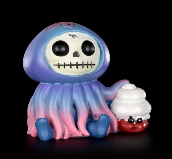 Furry Bones Figurine - Jelly