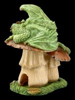 Dragon Incense Cone Holder - Let Sleeping Dragons Lie