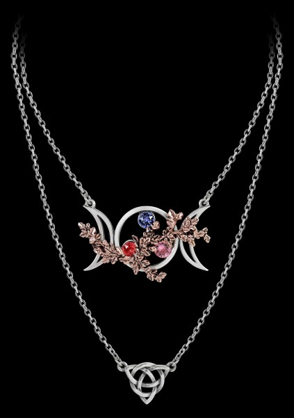 Preview: Alchemy Necklace - Wiccan Goddess Of Love