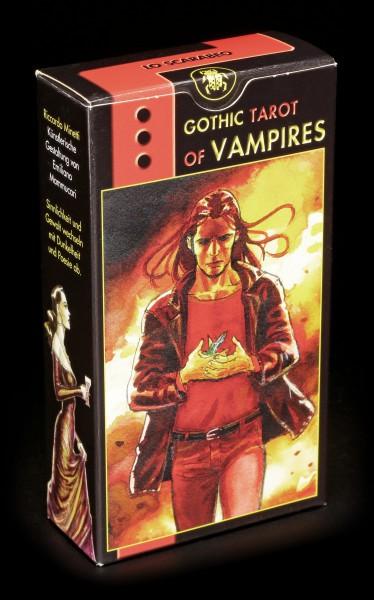Tarotkarten - Gothic Tarot der Vampire
