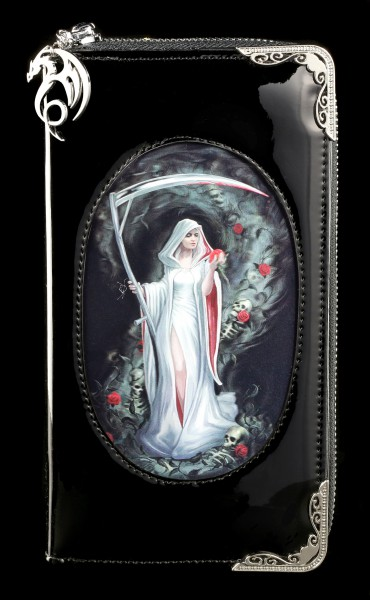 Gothic Purse with 3D Picture - Life Blood