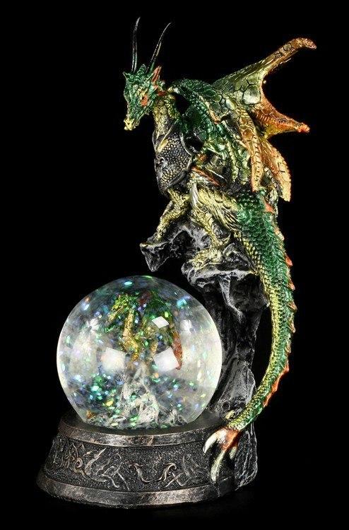 Dragon Figurine - Protection Everlasting