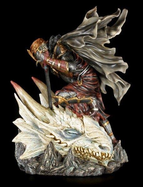 Kreuzritter Figur - Dragon Crusade II - St. Georg