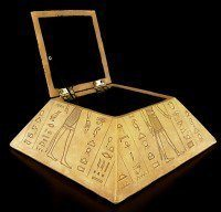 Pyramid Box - Egyptian Gods