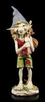 Pixie Figur - Junge mit Wandersack