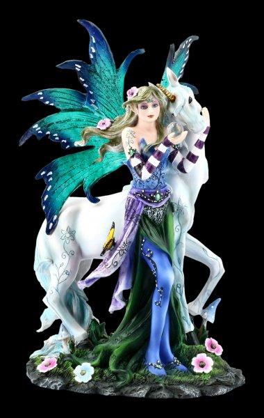 Wonderful Garden Fairy - Petrina with Unicorn