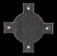 Wandrelief - Keltisches Elementar Kreuz