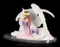 Fairy Figurine - Princess Amalia with Pegasus