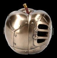 Steampunk Clock - Forbidden Fruit