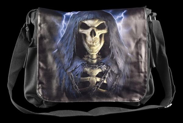 Umhängetasche mit Skelett - The Reaper
