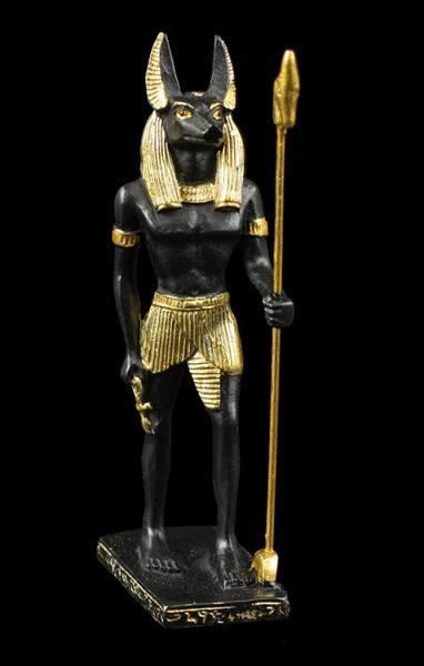 Anubis Figur klein