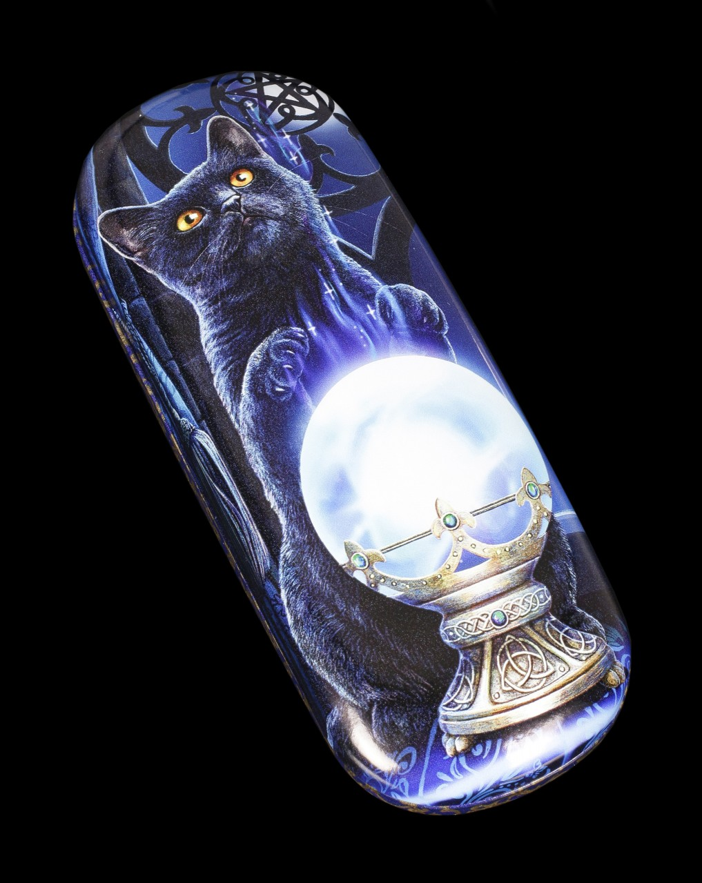 Glasses Case with Cat - The Witches Apprentice