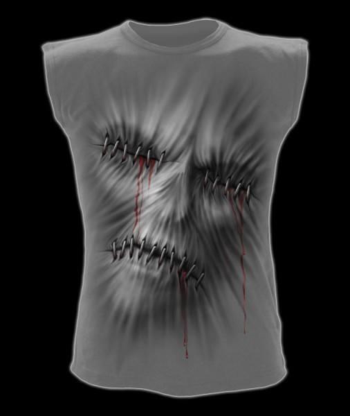 Ärmelloses Shirt - Stitched Up