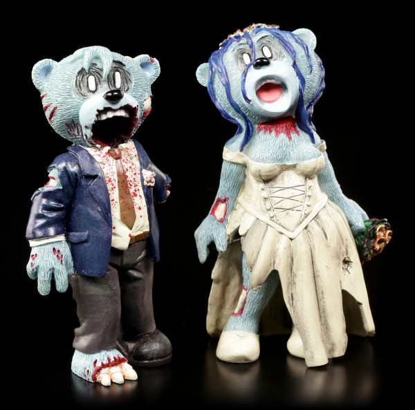 Bad Taste Bears Figur - Bride and Groom