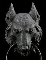 Doorknocker - Wolf