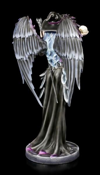 Engel Hexen Figur - Lamia mit Zepter