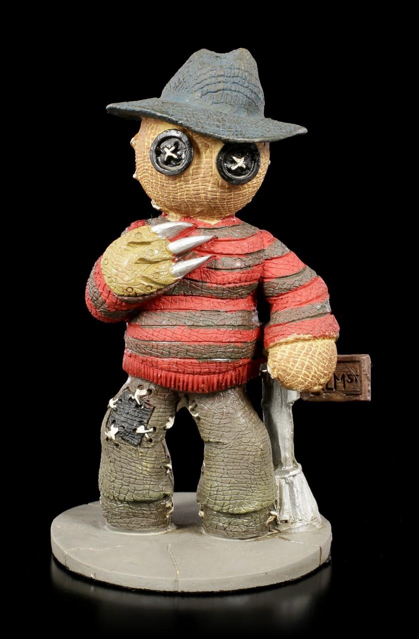 Pinheadz Voodoo Doll Figurine - Fred | Underbedz & Pinheadz