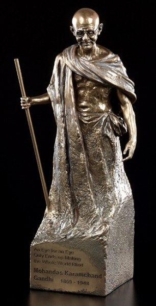 Mohandas Karamchand Gandhi Figur