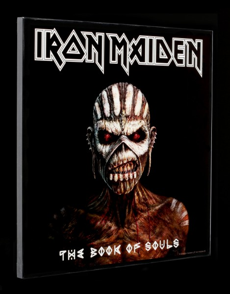 Iron Maiden Crystal Clear Picture - The Book of Souls