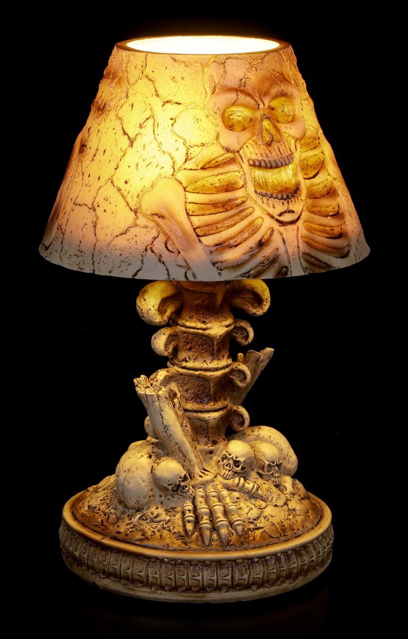 LED Nachtlicht mit Skelett - Spine Light