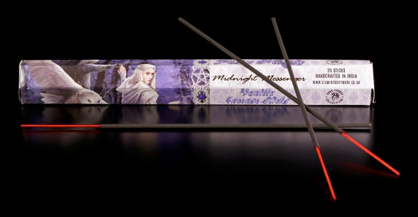 Incense Sticks - Midnight Messenger - Vanilla