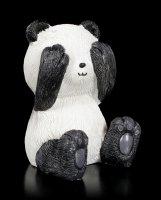 Panda Figurines - No Evil