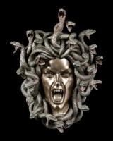 Medusa Wall Ornament