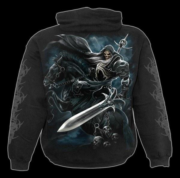 Grim Rider - Hoodie