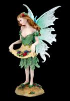 Fairy Figurine - Flora collecting Flowers