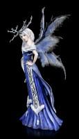 Fairy Figurine - Winter Queen Elaine