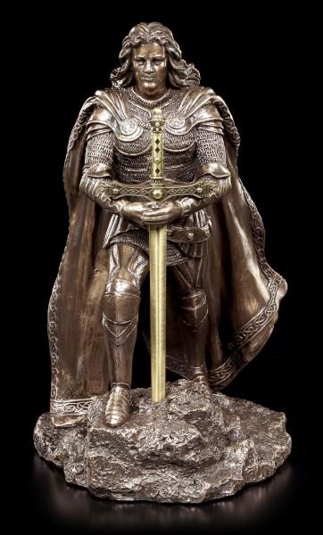 Brieföffner - König Artus mit Excalibur