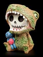 Furry Bones Figur - T-Rex