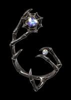 Alchemy Ear-Wrap - Demon black