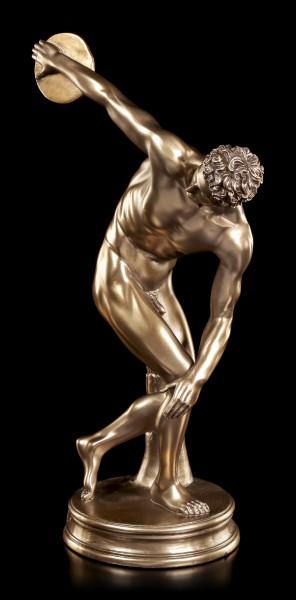 Diskobolos des Myron Figur